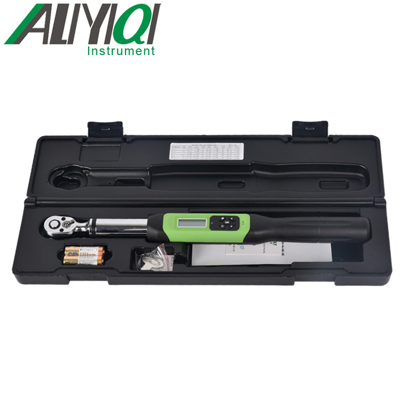 AWJ digital display torque wrench